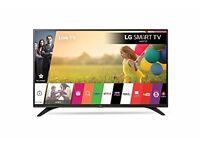 LG 32LH604V 32 inch 1080p Full HD Smart TV WebOS (2016 Model) - Black [Energy Class a_plus]