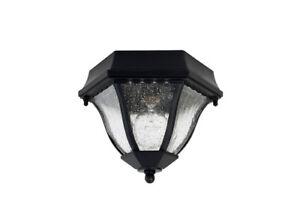 Lanterne de plafond extérieur