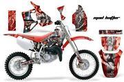Honda CR80 Graphic Kit
