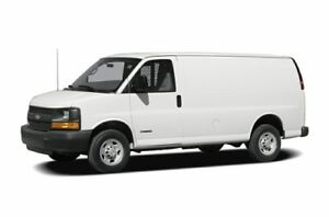 CARGO VAN AND DRIVER - You load & unload - SAVE MONEY!