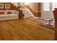 Wooden floor. Laminate floor. Flooring services. Tradesmen.