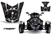 Can Am Spyder Decals
