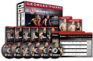 GSP Rushfit Complete DVD package