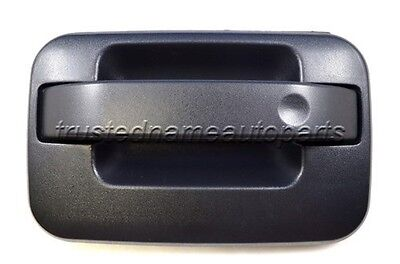 for Ford F Pickup Outside Outer Exterior Door Handle Driver Rear Left Textured