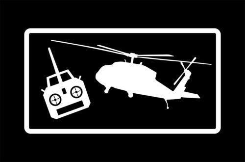 Bumper Stickers For Cars >> RC Helicopter Decals   eBay