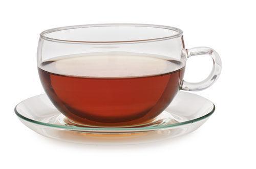 Glass Tea Cup And Saucer Ebay