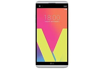 Unlocked LG V20 H910 AT&T Android 7 64GB 16MP Smartphone Silver Fair
