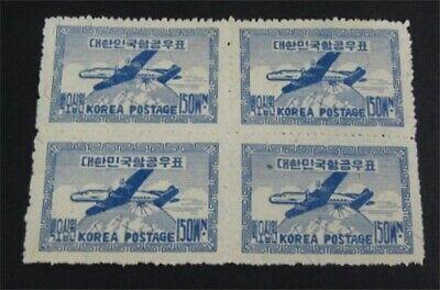 nystamps Korea Stamp # C2 Mint OG NH $28   L23y590