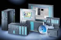 PLC programmer - Siemens Step 7, Scada/Win CC