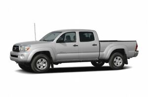 Looking for Tacoma 4x4 2005-2007