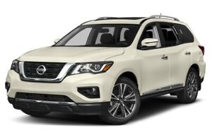 2017 Nissan Pathfinder for parts