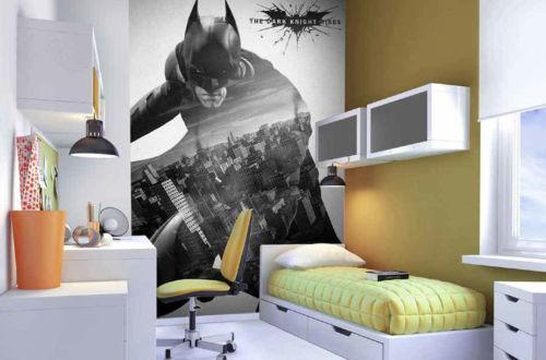 Batman Wallpaper for Bedroom | Ideal Bedroom | Pinterest | Batman ...