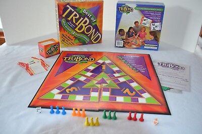 Best of Tri Bond board game Educational Classroom Patch 2001 Mattel (Best Educational Board Games)