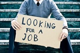 I'm looking for a job