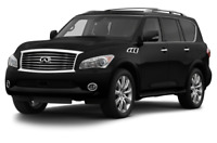 Fully insured limousine service and professional driver