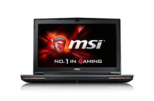 MSI GT72 6QD Dominator laptop