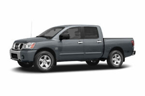 Wanted-Truck cap/topper for 2006 Nissan Titan 5 1/2 foot box