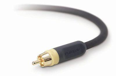 Belkin Blue Series PureAV Composite Video Cable 1.8m Cable Pureav Blue Series