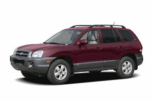 Looking for 2005 and up SUV, Crossover with Safety & Etest