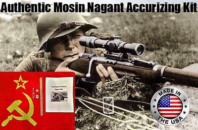 Accurizing Basic Shim Kit For Mosin Nagant M38 M44 91/30 PE PEM PU Sniper 54r