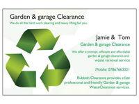 Garden & Garage Clearance Services