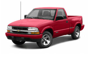 Wanted parts for 2003, S10 stepside and/or extreme.