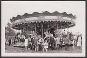 Fairground Postcard