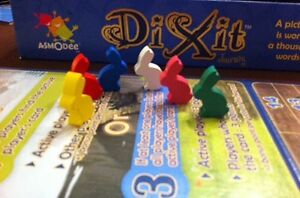 Dixit Card Game Plus Multiple Expansions