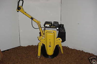 Packer Brothers PB388 plate compactor Vibratory Roller