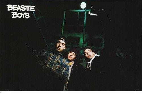 Beastie Boys Original 1993 Poster 35x23