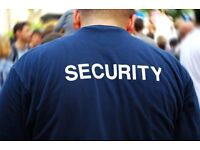 Relief Security Officer North London