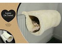 Rosewood Luxury Quality Cat Tunnel