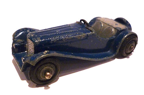 Dinky Die-Cast Toy Cars