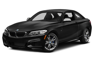 2014 BMW M Roadster & Coupe M235i Coupe (2 door) ( value of 60k)