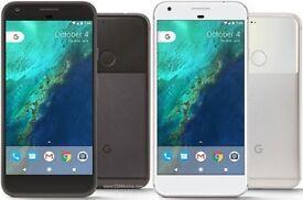 Google pixel unlock phone -32gb