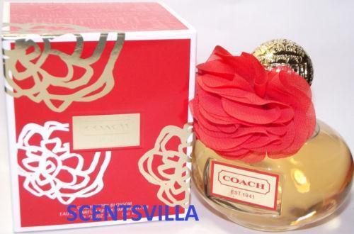 Coach poppy blossom perfume ebay mightylinksfo
