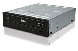 LG WH16NS40 Super Multi Internal SATA 16x Blu-ray Disc Rewriter