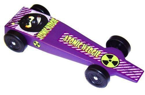 Pinewood Derby Car Wooden Ebay