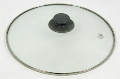 ROUND GLASS LID Crock Pot Slow Cooker Rival Kitchen 5, 6 Qua