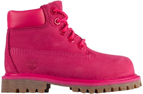 "TIMBERLAND 6"" PREMIUM WATERPROOF BOOT TODDLER SIZE 10C"