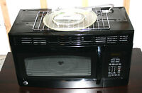 LG Above Range Microwave, used only 6 months,