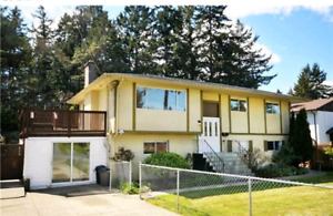 Spacious 3 Bedroom Upper Floor to Rent Close to Thetis Lake