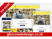£395 FOR UP TO 10 PAGES OF BEAUTIFUL BESPOKE WEB DESIGN, SEO, MOBILE FRIENDLY, LOGO DESIGN, WEBSITE