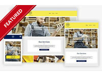 £295 FOR UP TO 15 PAGES OF BEAUTIFUL BESPOKE RESPONSIVE WEB DESIGN. OVER 5 MILLION WEBSITES HOSTED.