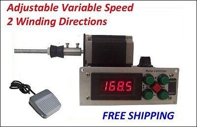 Low Var Speed Auto Motor Transformer Coil Winding Machine Wire Winder 2direction