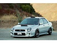 Looking for subaru wrx