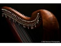 HARP TUITION - LESSON AND INSTRUMENT RENTAL PACKAGE AVAILABLE