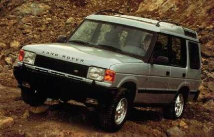 1998 Land Rover Discovery Wagon PERFECT FOR BACKPACKER Bentleigh East Glen Eira Area Preview