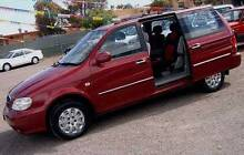 2004 Kia Carnival Wagon Mitchell Gungahlin Area Preview