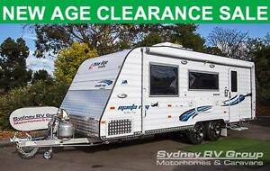 A30484 New Age Manta Ray 19E Series, Island Bed, Full Bathroom Penrith Penrith Area Preview